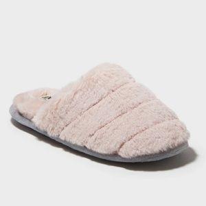 NWT (S 5-6) Women's Dearfoam Slippers